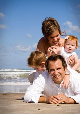 Bild Familie mit Kindern
